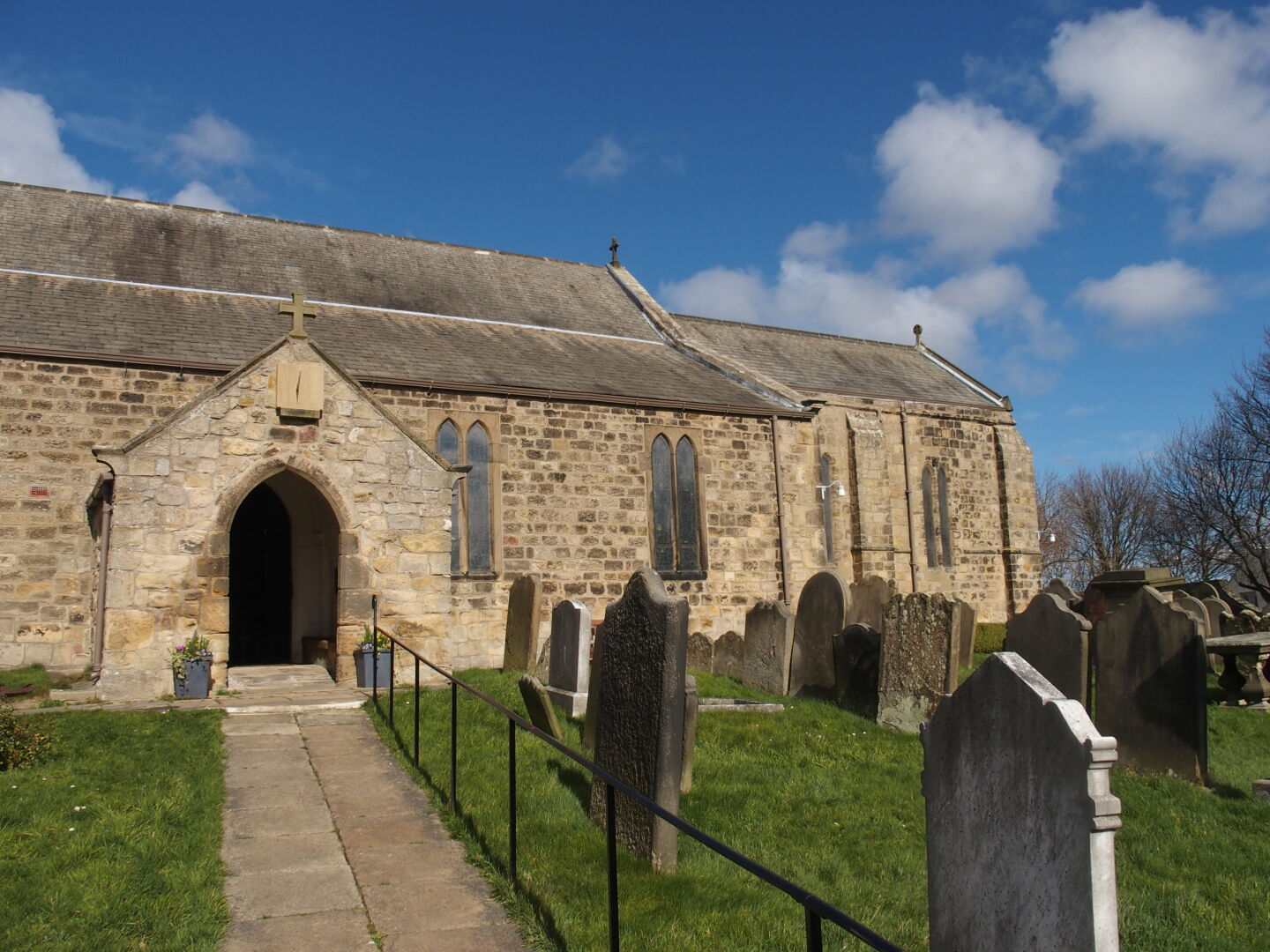 St. Andrews Church in Heddon-on-the-Wall.