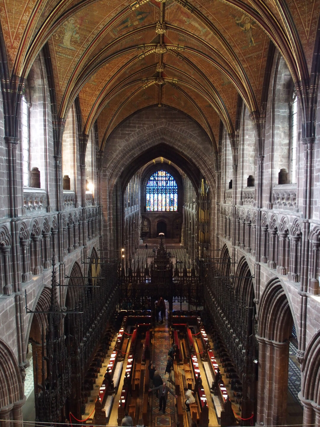 Chester Cathedral Tower Tour.